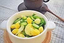 芦笋银杏百合的做法