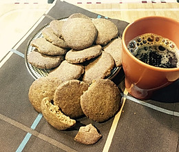 私味食光第七集[咖啡饼干]的做法