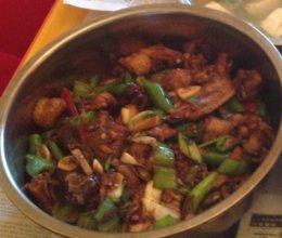 沂蒙山炒鸡的做法