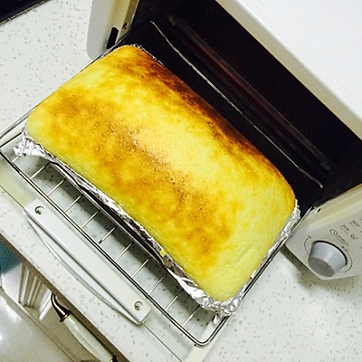 简易烤箱蛋糕
