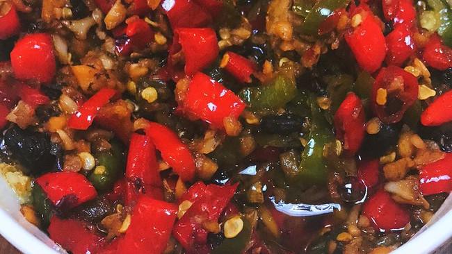 剁辣椒的做法