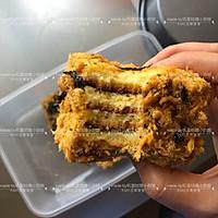 海苔肉松小方(蛋糕卷大变身版)的做法图解26