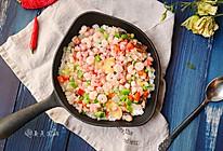 年夜饭可以做海鲜烩饭#维达与你韧享年夜范#的做法