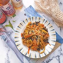 #一勺葱伴侣,成就招牌美味#鱼香肉丝