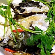鱼头豆腐煲(懒人快手无水砂锅版)