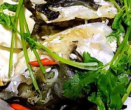 鱼头豆腐煲(懒人快手无水砂锅版)的做法