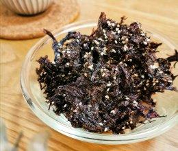 烤紫菜的做法