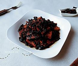梅肉香菇蚝豆腐的做法