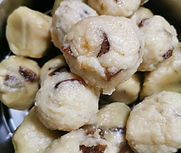 蜜枣玉米馍馍的做法