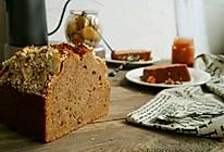 栗子香蕉磅蛋糕#KitchenAid的美食故事#的做法