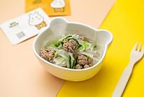 萝卜肉丸汤的做法