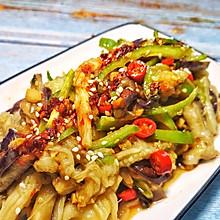 #餐桌上的春日限定#蒜瓣茄子,减脂必备的素食下饭菜。