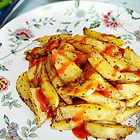 蒜香烤土豆的做法图解9