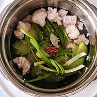 羊肉萝卜汤#福气年夜菜#的做法图解2