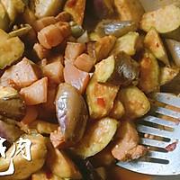 顺家私房菜——茄子烧肉的做法图解13
