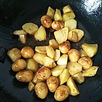 红烧土豆鹌鹑蛋#就是红烧吃不腻!#的做法图解14