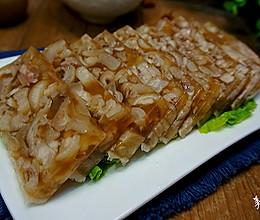 猪蹄冻----高逼格新年宴客菜的做法
