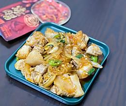 #烤究美味 灵魂就酱#韩式香辣五花肉