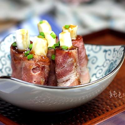 培根卷米条——做法简单味道佳(孩子喜欢的美食)