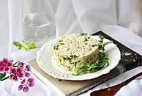 香菜拌豆腐#夏日下饭菜#的做法