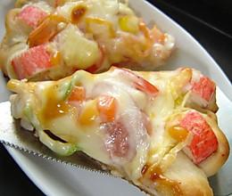 海鲜批萨的做法
