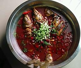 紅湯魚的做法