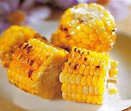 #春季减肥,边吃边瘦#烤玉米的做法