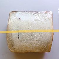 低卡早餐——厚切紫薯香蕉三明治的做法图解9