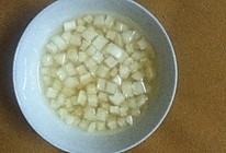 蜜渍白萝卜--偏方治咳嗽带痰的做法