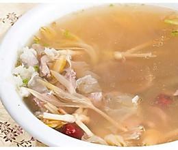 产后系列之补血疏肝猪润汤的做法