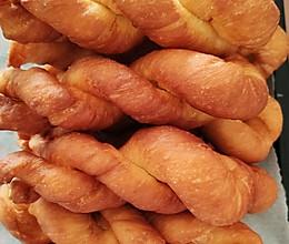 奶香蜂蜜麻花~外酥内软的做法