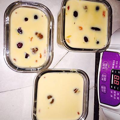 花胶牛奶冻