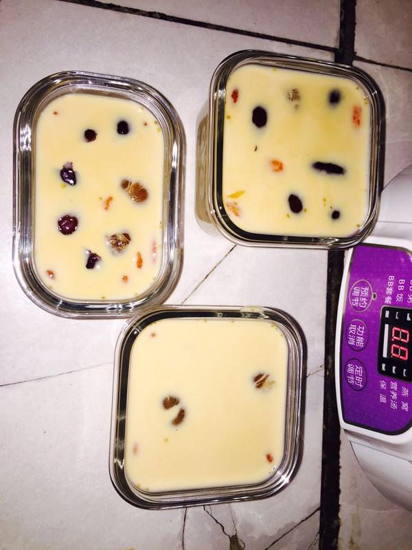 花胶牛奶冻的做法