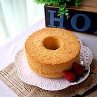 淡奶油戚风蛋糕#我的烘焙不将就#的做法图解15