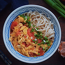 #520,美食撩动TA的心!#西红柿鸡蛋面