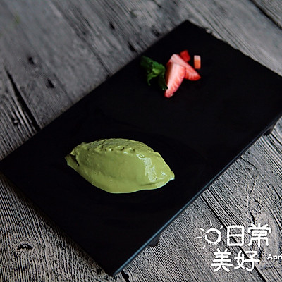 宇治园抹茶冰激凌--邂逅春天那一抹绿(福田淳子)