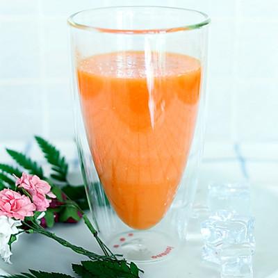 干眼症克星:苹果橙子胡萝卜汁