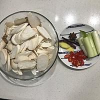 蚝油杏鲍菇—在家做出饭店的味道的做法图解1