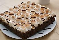 棉花糖布朗尼蛋糕的做法