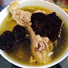 超简单电压力锅炖鸡汤