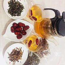蒲公英、灰枣养生茶