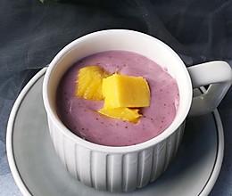 宝宝辅食紫薯红枣奶香提高免疫力的做法
