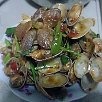 香辣豉香花蛤的做法图解8