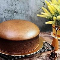 起司片棉花蛋糕 8吋無奶油、燙麵水浴烘烤(转载)的做法图解23