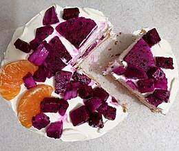 戚风蛋糕6寸的做法