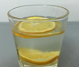 柠檬冷泡茶#七彩七夕#的做法