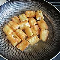 菠萝油条虾的做法图解6