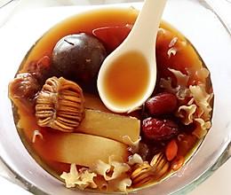 罗汉果饮 (梨 红枣 银耳 枸杞 肺热 止咳的做法