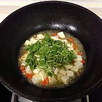 香椿烧豆腐的做法图解6
