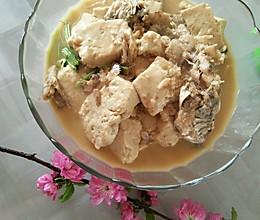 黄花鱼炖豆腐的做法